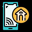 maison - portable - wifi - 5G - DECT - smartphone -domotique